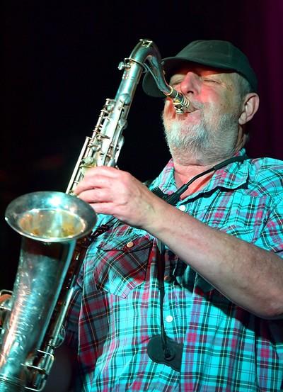 PAUL DUNMALL QUINTET at Fringe Jazz in Bristol