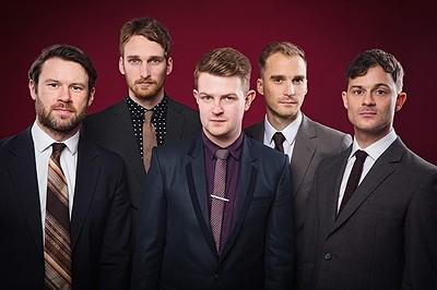 THE JAZZ DEFENDERS at Fringe Jazz in Bristol
