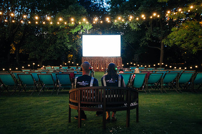 The Great Gatsby at Goldney Hall in Bristol