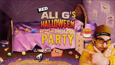 BED Mondays: Ali G's Halloween House Party! at GRAVITY BRISTOL in Bristol