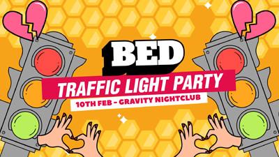 BED Mondays: Valentines Traffic Light Party!  at Gravity Nightclub Bristol in Bristol