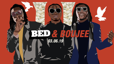 BED Bristol: BED & Boujee [Trap Party] at Gravity Nightclub in Bristol
