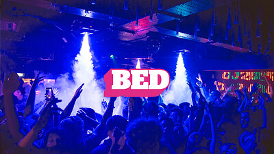 BED: Halloween Special! at Gravity in Bristol