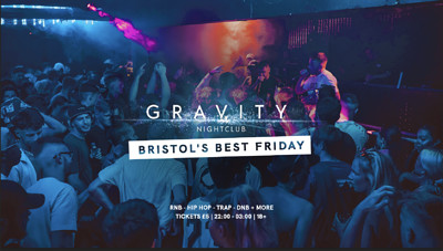 Don't Tell Mum: BRISTOL FREE PARTY! at Gravity in Bristol