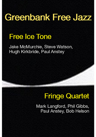 Free Ice Tone & Fringe Quartet at Greenbank in Bristol