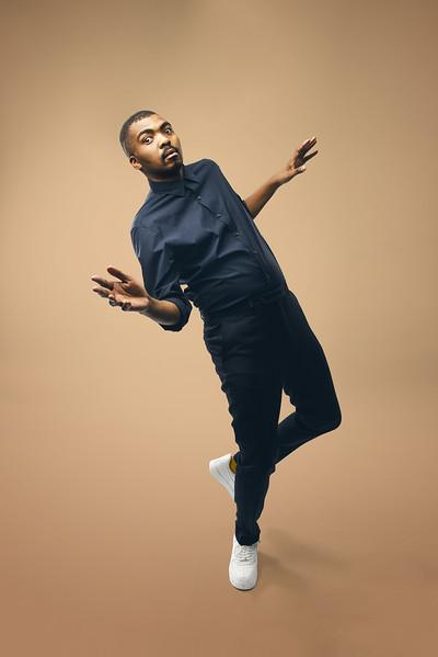 Loyiso Gola: Pop Culture Tour at Hen & Chicken Studio, The Comedy Box in Bristol