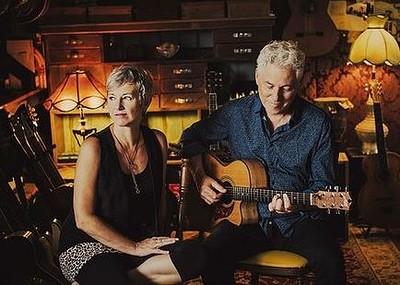 Christine Collister & Michael Fix (UK & Oz) at Hen & Chicken in Bristol
