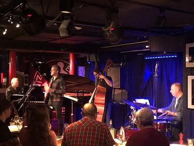 Dave Jones Quartet at Hen & Chicken in Bristol