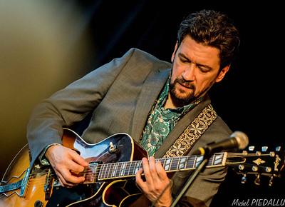Denny Ilett Quartet at Hen & Chicken in Bristol