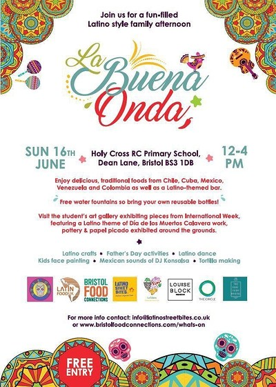 La Buena Onda at Holy Cross RC Primary School in Bristol