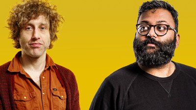 Live Comedy: How Lazy Is He? with Sunil Patel at How Lazy Is He? at The Lazy Dog in Bristol