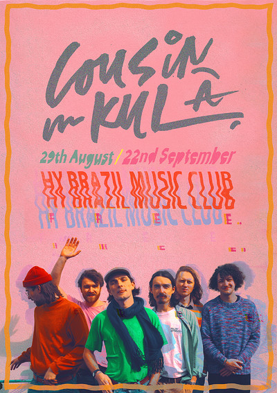 Cousin Kula - Double Date - Free Entry at Hy Brasil Music Club in Bristol