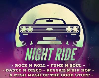 IT: NIGHT RIDE at Hy-Brasil Music Club in Bristol