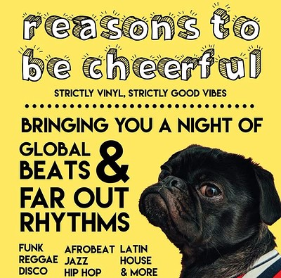 Reasons To Be Cheerful at Hy-Brasil Music Club in Bristol