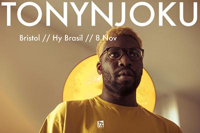 Tony Njoku at Hy Brasil Music Club in Bristol