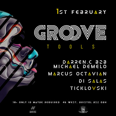 Groove Tools 2019  at Jack Of Diamonds in Bristol