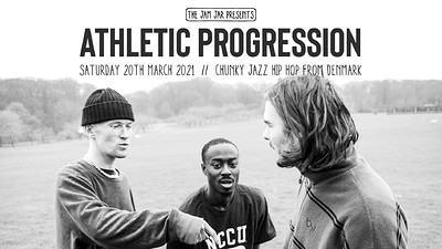 Athletic Progression at Jam Jar in Bristol