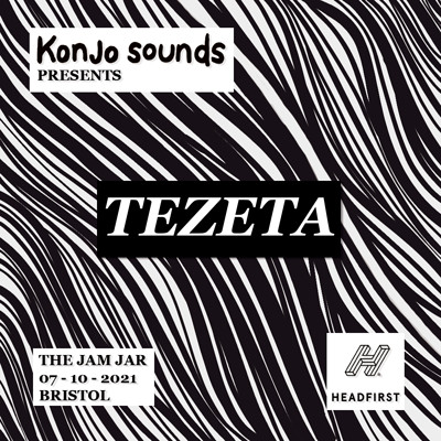 Konjo Sounds presents: Tezeta at Jam Jar in Bristol