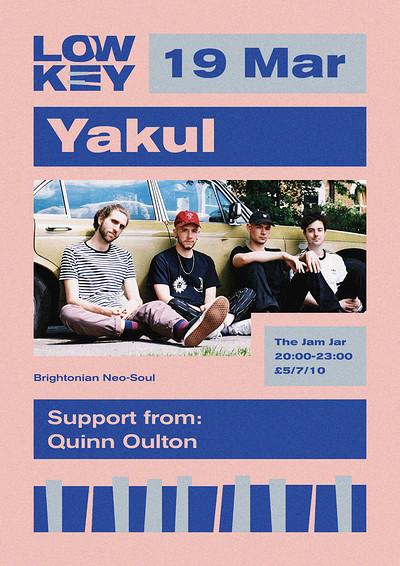 LowKey 003: Yakul - Bristol debut at Jam Jar in Bristol