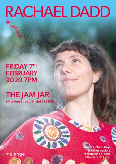 Rachael Dadd + Marcus Hamblett at Jam Jar in Bristol