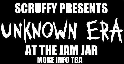 Scruffy Presents: Unknown Era at Jam Jar in Bristol