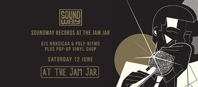 Soundway Records at The Jam Jar  at Jam Jar in Bristol