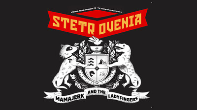 Stetrovenia - EP and Comic Book Launch at Jam Jar in Bristol