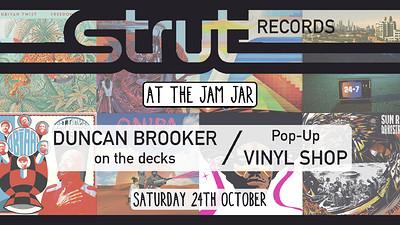 Strut Records at Jam Jar in Bristol