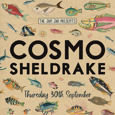 The Jam Jar Presents: Cosmo Sheldrake at Jam Jar in Bristol
