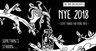 The Jam Jar Presents: NYE 2018  at Jam Jar in Bristol