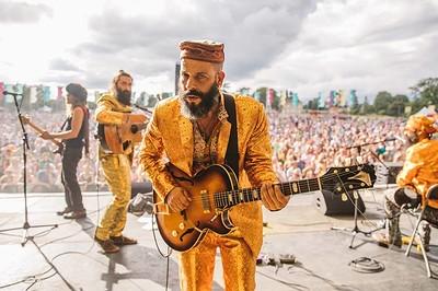The Turbans at Jam Jar in Bristol
