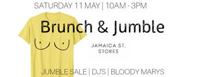 Brunch & Jumble at Jamaica Street Stores in Bristol