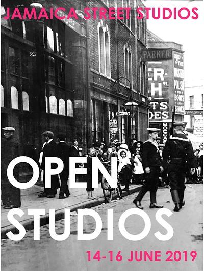 Jamaica St. Studios: OPEN STUDIOS 2019 at Jamaica Street Studios in Bristol
