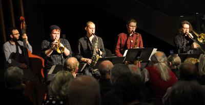 Matheus Prado Septet at Jazz at Future Inn Bristol in Bristol