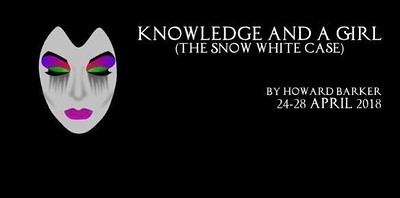 Knowledge and a Girl (The Snow White Case) at Kelvin Players Theatre Company in Bristol