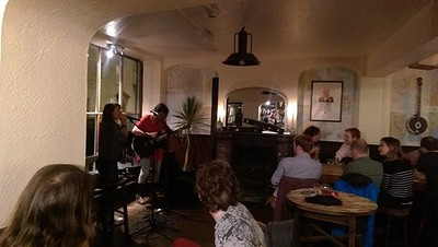 Open Mic at Kingsdown Vaults in Bristol