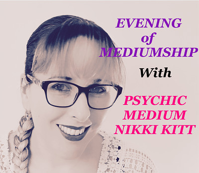Evening of Mediumship with Nikki Kitt - Bristol at Kingswood Entertainment Club in Bristol