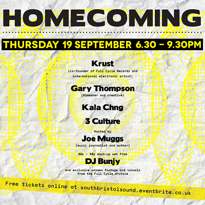 HOMECOMING  at knowle west media centre  in Bristol