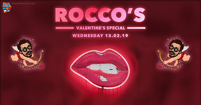 Rocco's: Valentine's Special at La Rocca in Bristol