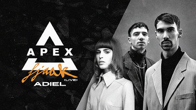 Apex Presents: FJAAK (Live) & Adiel at Lakota in Bristol