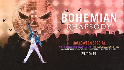 Bohemian Rhapsody: Halloween Special! at Lakota in Bristol