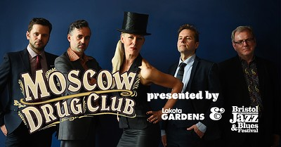 Bristol Jazz Fest Present: Moscow Drug Club at Lakota in Bristol