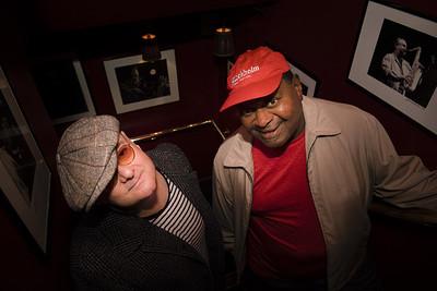 Bristol Jazz Fest Presents: PEE WEE ELLIS at Lakota in Bristol