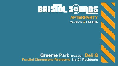 Bristol Sounds After Party at Lakota in Bristol