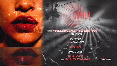 Cipher: Halloween in the District at Lakota in Bristol