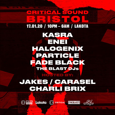 Critical Sound // Bristol  at Lakota in Bristol