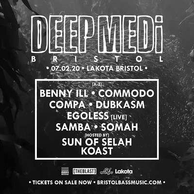 DEEP MEDi // Bristol  at Lakota in Bristol