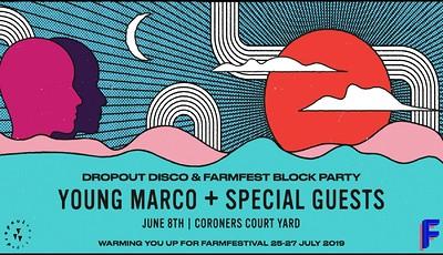 Dropout Disco & Farmfest's Block Party at Lakota in Bristol