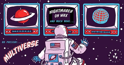 Dropout Disco present // Multiverse ft. Nightmares at Lakota in Bristol