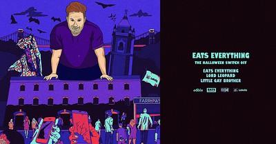 Eats Everything At Lakota - TICKETS ON THE DOOR! at Lakota in Bristol